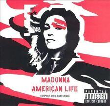 American Life [Maxi Single] by Madonna (CD, Apr-2003, Maverick)