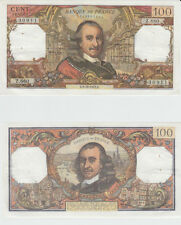 Gertbrolen 100 FRANCS CORNEILLE du 5-10-1972   Z.660