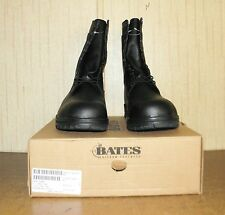 Bates Military Steel Toe Combat Boots Ansi 75 Black 16M 16R Regular NIB