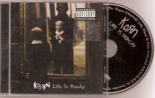 "Korn - ""life is peachy"""
