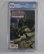 Immortal Hulk #4 CGC 9.6 Alex Ross Cover