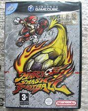 Mario Smash Football Nintendo Gamecube Versione Italiana 1ª Edizione ○ Usato ai