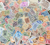 WORLDWIDE OVERPRINT STAMPS COLLECTION OVER 200 STAMPS FROM 50+ COUNTRIES