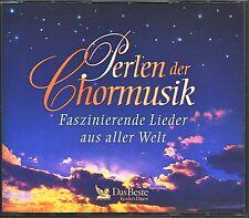 Perlen der Chormusik  -   Reader's Digest  5 CD Box  OVP