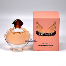 Paco Rabanne OLYMPEA INTENSE EDP Intense 6 ml Mini Perfume Miniature Bottle NIB