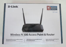 D-Link DAP-1360/U Wireless N Access Point Repeater Client WDS WISP 300Mbps NEW
