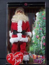 NIB BARBIE DOLL 2008 I LOVE LUCY DESI ARNAZ/RICKY RICARDO THE CHRISTMAS SHOW