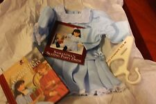 American Girl Doll Samantha RETIRED & RARE Winter Skating Party Outfit! NIB