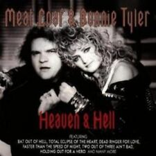Meat Loaf And Bonnie Tyler - Heaven And Hell (NEW CD)