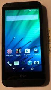 HTC Desire 510 OPCUI 4GB Black (Virgin) Fast Ship Good Used