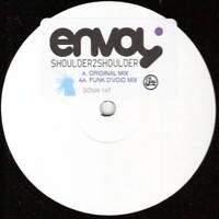 """Envoy Shoulder2Shoulder 12"""" VINYL Soma Quality Recordings 2004"""