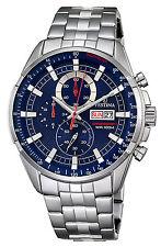 Festina reloj caballeros-chronograph Chrono f6844/3 nuevo & OVP