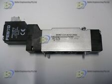 "FESTO MEBH-5/2-1/8-P-B-230AC PNEUMATIC VALVE 5/2 WAY , 1/8"" WITH COIL 230VAC"