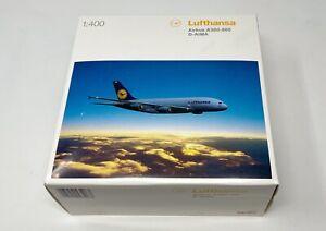 Herpa - 56108 1:400 Airbus A380-800 Lufthansa D-AIMA