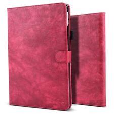 Design Apple iPad 10.5 Luxus Flip Smart Schutzhülle Tasche Mod 2017 Rot TOP NEU