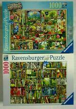 Ravensburger Puzzle Paket - Collin Thompson - 2 x 1000 Teile