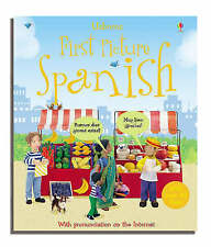 First Picture Spanish (First Picture Language Books)-ExLibrary