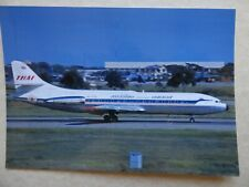 THAI  CARAVELLE 3   HS-TGG     /  collection vilain N° 1000