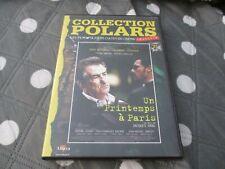 """DVD """"UN PRINTEMPS A PARIS"""" Eddy MITCHELL, Sagamore STEVENIN // Polars N°25"""