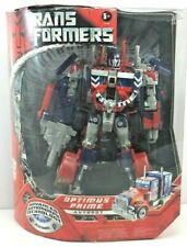 Optimus Prime 2007 Leader  Movie Transformer Complete with Box [OPMT5]