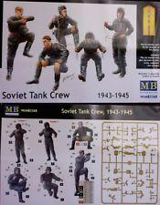 a Master Box MB3568 - Soviet Tank Crew (1943-1945)   (scala 1/35)