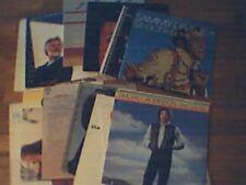 16 Records Sammy Davis Jr. Smokey Robinson Spinners O'Jays Kenny Rogers Mathis