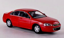 wonderful modelcar Chevrolet Impala 2011 - red - scale 1/43