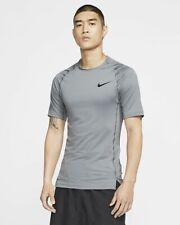 Nike Pro Gunsmoke/Black Small Shirt - New w/tags