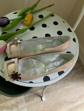 Roger Vivier pink  Gommette ballerina patent leather flats SALE and ONLY