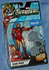 Marvel The Mighty Avengers Movie Battle Damaged IRON MAN 6 Inch Figure Legends