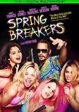 SPRING BREAKERS NEW DVD