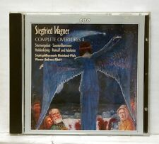 WAGNER ANDREAS ALBERT - WAGNER complete overtures vol.4 CPO CD NM