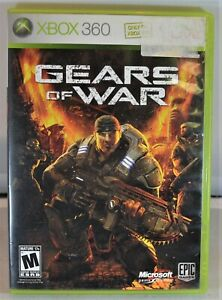 Gears of War (Microsoft Xbox 360, 2006) - Pre-Owned