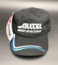 Ryan Newman #02 Alltel Racing NASCAR Adjustable Hat New Black Chase Authentics