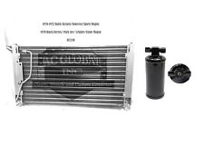 70 71 72 BUICK Skylark Special LeSabre AC Condenser & Drier OEM 3021843 AC1240