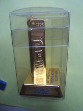 pez RARE GOLDEN GLOW REGULAR 50th anniversaire 1952/2002 presentoire d'origine
