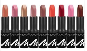 Manhattan Perfect and creamy care lipsticks various shades