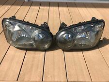 JDM 2004 Subaru Impreza WRX STI GDB GDA Halogen Headlights Lights Lamps Set OEM