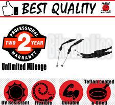 Premium Quality Throttle Cable Set- KTM LC4-E 640 - 2002