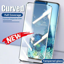 9H Full Cover Tempered Glass Screen Protector For Samsung Note 20 Ultra S20 S10
