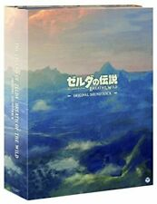 Ost-the Legend of Zelda Breath of The Wild-japan 5 CD Book Bonus Track M13
