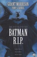 Batman: R.I.P. Grant Morrison Books-Good Condition