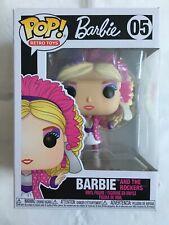 Funko POP! Retro Toys Vinyl Figure - Barbie - Barbie & The Rockers #05 (FreShip)