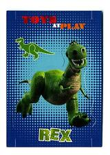 Topps 2010 Toy Story Fun Packs Series 3 Pop-Up Chase Card Rex #6 of 9