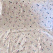Vintage Babys Crib Sheet Fitted Crib Sheet NO ELASTIC