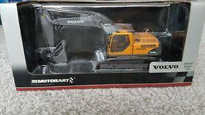 Motorart  Volvo EC240BLC 1/50 Scale Volvo Excavator Boxed New ART Nr 13034