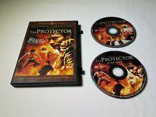 The Protector (DVD, 2007, 2-Disc Set, Ultimate Edition Widescreen) free shipping