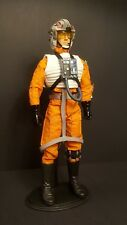 """Star Wars, Rogue One X-Wing Pilot Figure 1/6 Scale, 12"""" Tall"""