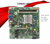 FOR HP Pro Desk 405 G1 Motherboard MS-7863 AMD A4-5000 APU 729726-001 729643-001
