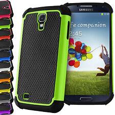 Anti-choc DOUBLE COUCHE Coque Pour Samsung Galaxy S4 S5 S6 S7 Edge S8